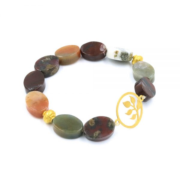 Agate peace bracelet attractiveness