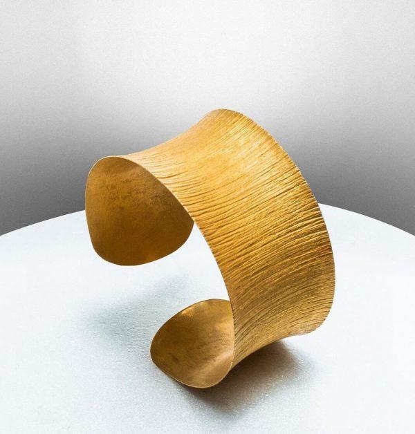 Ancient Egypt Design Bracelet in 18K Gold