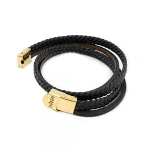 Braided bracelet for men