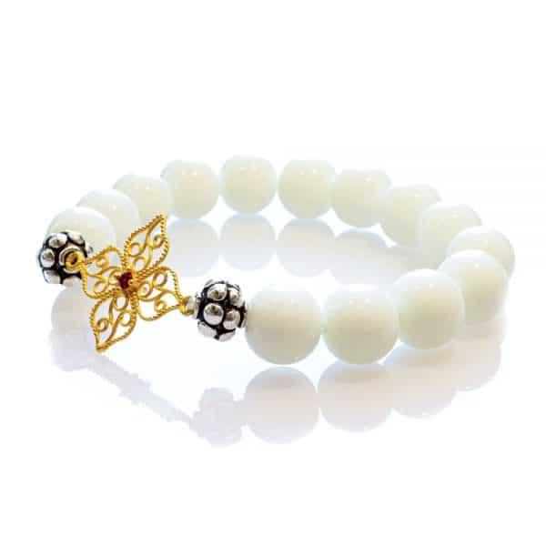 Bracelet in Seashells