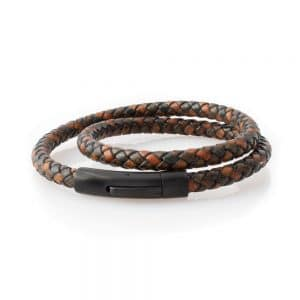 leather rope bracelet mens