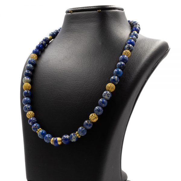 blue Jasper Necklace