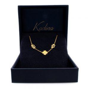 18 K Gold Bracelet