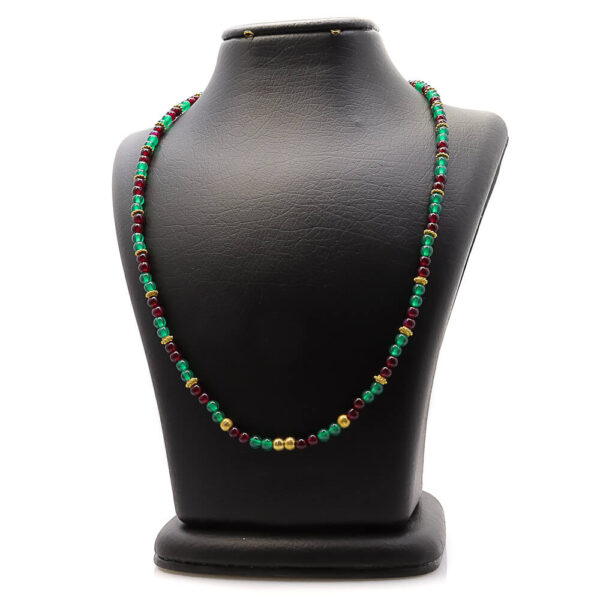 Harmony of colors necklace
