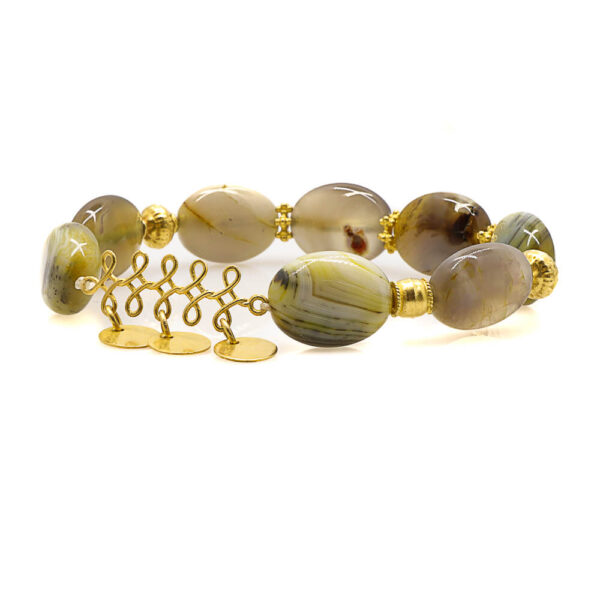 Bracelet in Agate, Creative gifts