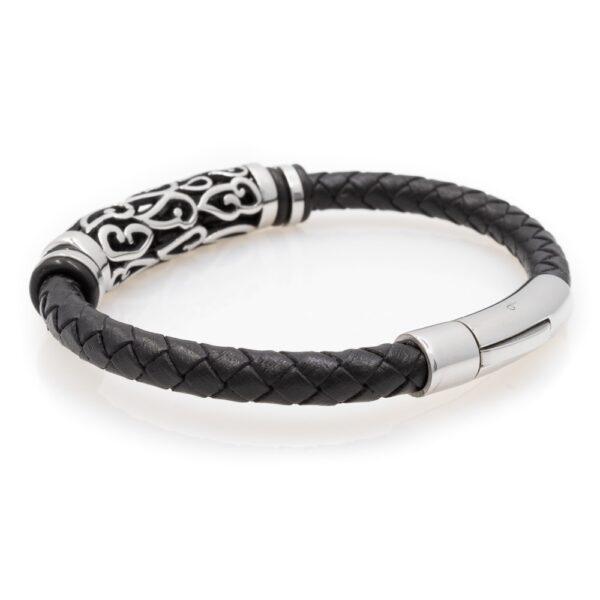best charm braided bracelet